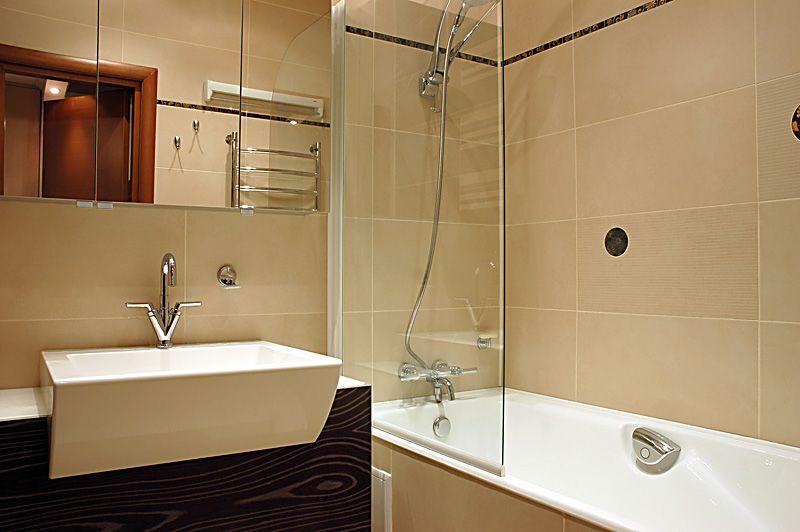 Дизайн маленького санузла без ванны